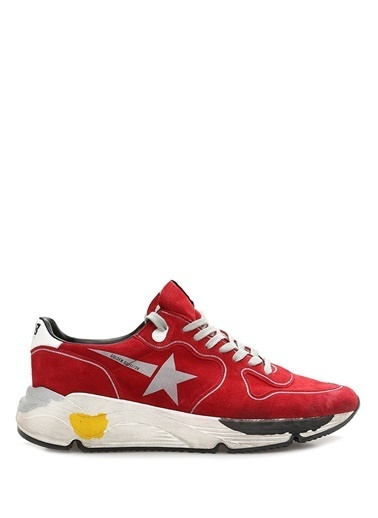 Golden Goose Sneakers Kırmızı